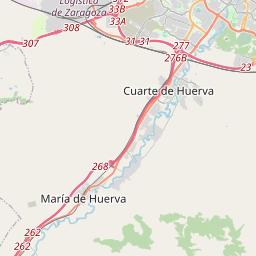 Línea de Autobús 410 - Bus 410: Zaragoza - Cuarte de Huerva ...