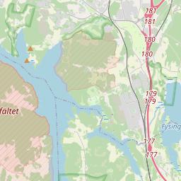 Sl Karta Arlanda.Busslinje 589 Buss 589 Ostra Steninge Arlanda Sl