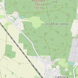 Bus Route 138 - 138: Leśnica → Żar [2] - Wrocław